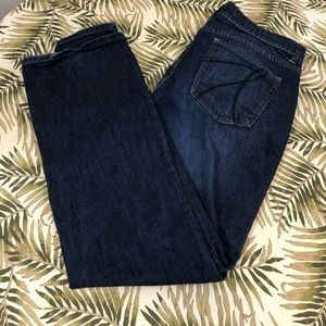 New York & Co. boot cut low 14